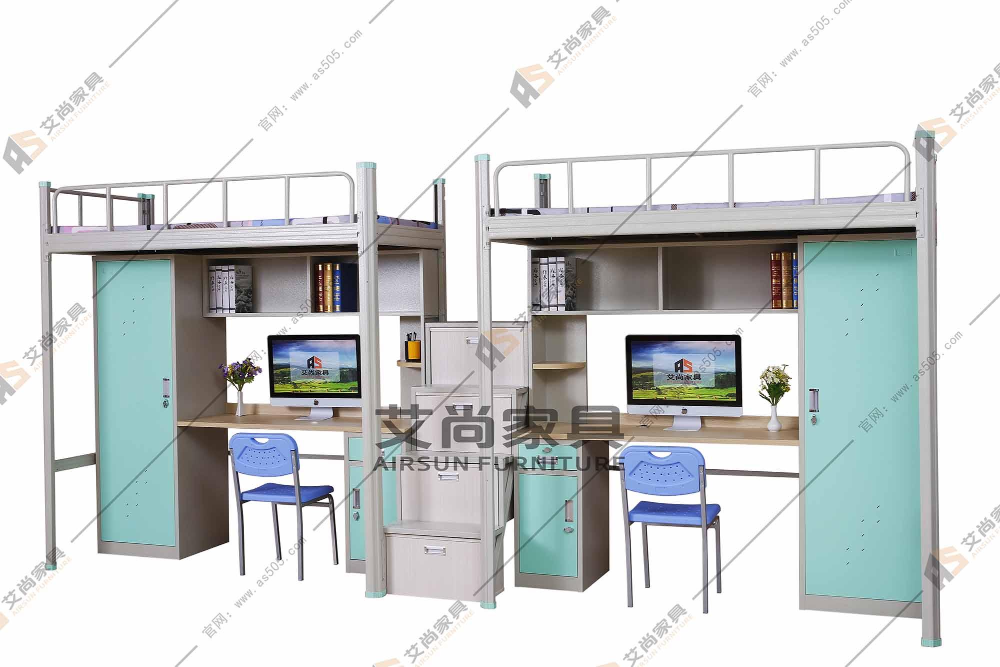 学校宿舍公寓床