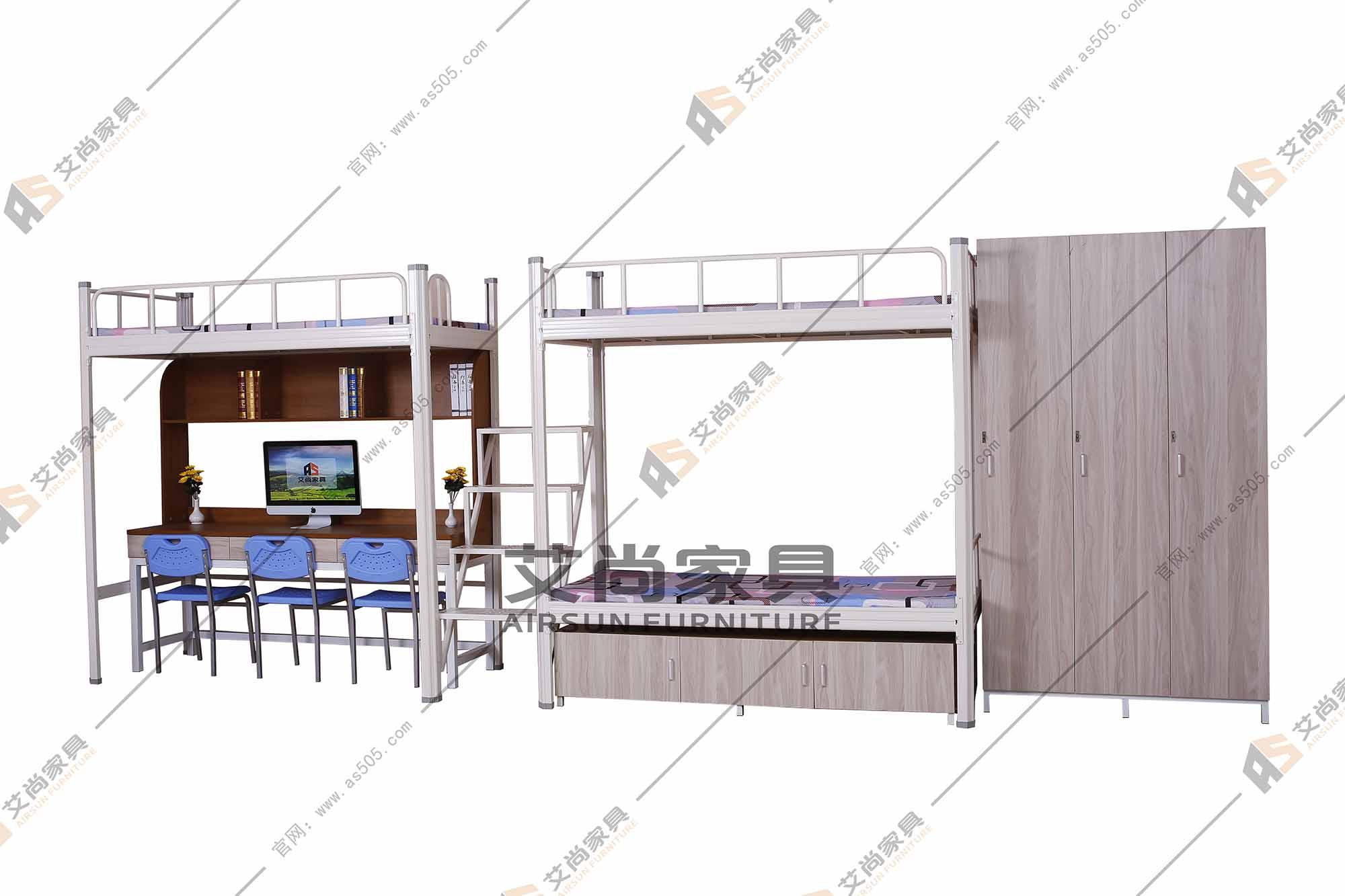 大学寝室家具